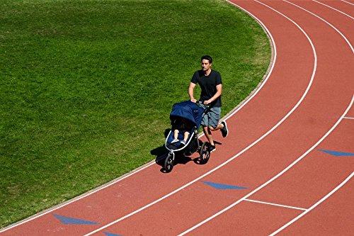 Bumbleride Speed All terrain Jogging Stroller - Dawn Grey Mint Bumbleride  2