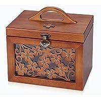 Verbandkasten XXGI Medizinbox aus Holz und Erste-Hilfe-Set Für Arztkit und Kindermedikament Box & Aufbewahrungsbox... preisvergleich bei billige-tabletten.eu