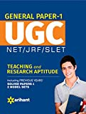 UGC NET/JRF/SLET General Paper - 1 Teaching & Research Aptitude