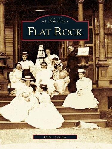 Flat Rock (Images of America) (English Edition) - Nc-flat