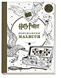 Harry Potter Postkartenmalbuch