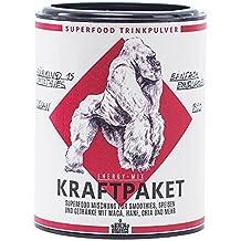 Berlin Organics KRAFTPAKET Superfoodmischung Trinkpulver - Bio & Vegan 100g