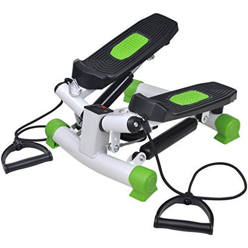 vidaXL Swing Stepper mit Resistance Cords