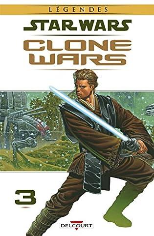 Star Wars - Clone Wars T3