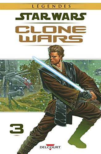 Star Wars - Clone Wars T3 (NED)