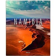 Namibia: Ein Premium***XL-Bildband in stabilem Schmuckschuber mit 224 Seiten und über 209 Abbildungen - STÜRTZ Verlag