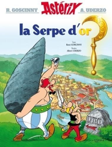 Astérix - La serpe d'Or - n°2 par René Goscinny