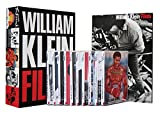 William Klein : Films - Coffret 10 DVD [+ 1 Livre] [+ 1 Livre] [+ 1 Livre] [+ 1 Livre] [DVD + Livre]