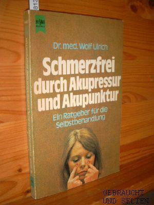 Schmerzfrei durch Akupressur und Akupunktur.
