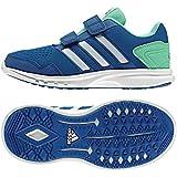 adidas Runfastic Cf K - eqtblu/ftwwht/grnglo
