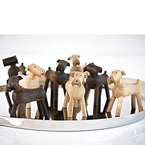 Kay Bojesen–Cane Tim materiale: Quercia naturale, Räuchereiche, 3,2 x 7,5 x 7,3 cm Natureiche