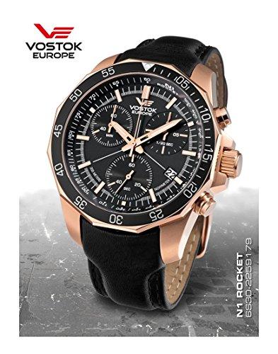 Vostok Europe 6S30–2259179–Clock