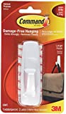 Command Large Hook Hanging Strips - White, Pack of 1