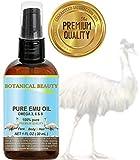 l'olio di emu puro si sparge bene, rende la pelle morbida, liscia e morbida. l'olio di emu puro è uno dei migliori idratanti naturali della pelle a causa della sua leggerezza: idrata la pelle secca senza lasciarla ingrassata. vitamine ae e, a...