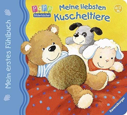 Mein erstes Fühlbuch: Meine liebsten - Buch Spielsachen Meine