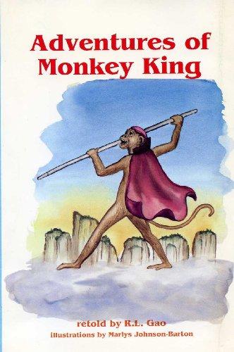Adventures of Monkey King (English Edition)