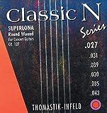 Thomastik-Infeld CR35klassischen Gitarre Saiten: Classic N Serie versilbert Kupfer rund gewickelt–Einzelne A Saite