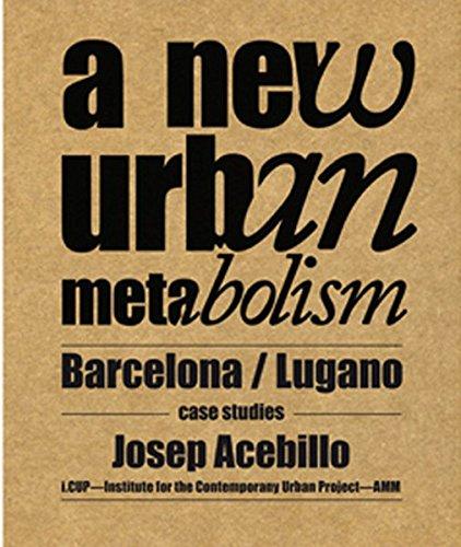A new urban metabiolism /anglais