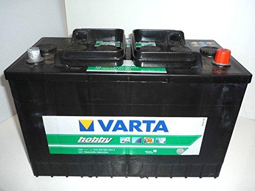 12V 110AH Deep Cycle Battery VARTA HOBBY Leisure Caravan for sale  Delivered anywhere in UK