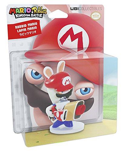 Ubisoft - Rabbids Mario Figura, 8 Cm