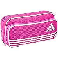 Adidas Pen Case Double Pocket Pink Fabric PT 1500 AI.13 Japan