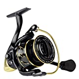 ziqiao Saltwater Spinning Reel Puissant Fishing Reel Bass Max Drag 18kg 11 Roulements...
