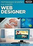 Homepages erstellen mit MAGIX Web Designer: Das offizielle Lehrbuch der MAGIX Akademie