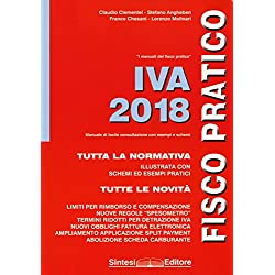 IVA 2018. Fisco pratico IVA 2018