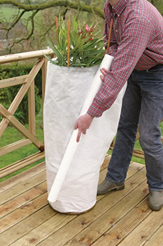 Neue Botschafter Frostschutz Pflanze Fleece 20m x 1m 17g/m2