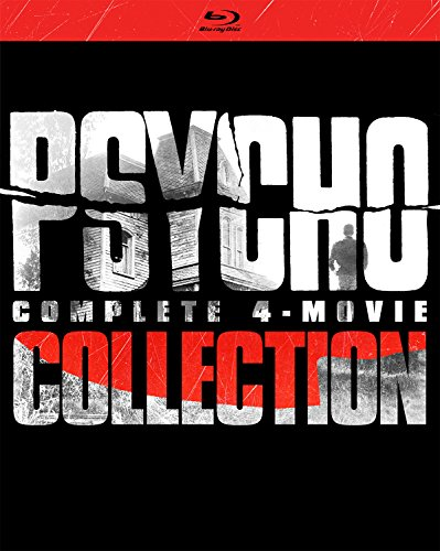 Psycho: Complete 4 Movie Collection [Blu-ray] 03 Universal Tv