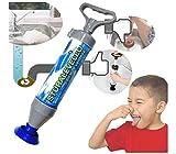 Sturalavandini scarichi e wc a pompa manuale senza alcun sforzo libera tubi. MWS