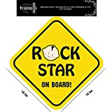 Toy-Station Baby On Board (Rock-Star)