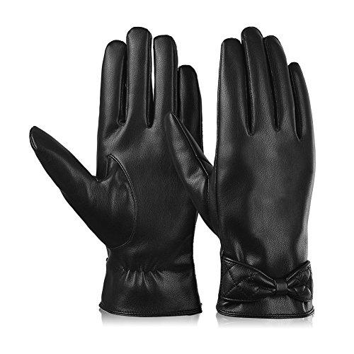 Vbiger Touchscreen Handschuhe Damen Handschuhe Winterhandschuhe Damen Outdoor Handschuhe W