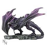 Nemesis Now - Alator Giftware - Azar Dragon Figurine - 22cm - U1612E5 - New