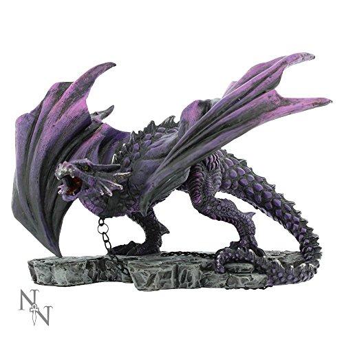 Nemesis Now azar Chained Dragón decorativa 21cm estatua Alator Rango