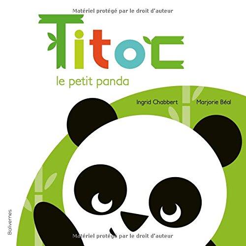 Titoc, Le petit panda