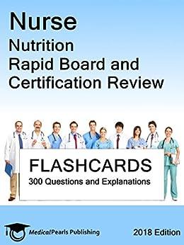 Nurse Nutrition: Rapid Board And Certification Review por Medicalpearls Publishing Llc epub