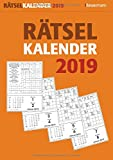 Rätselkalender 2019 - Eberhard Krüger