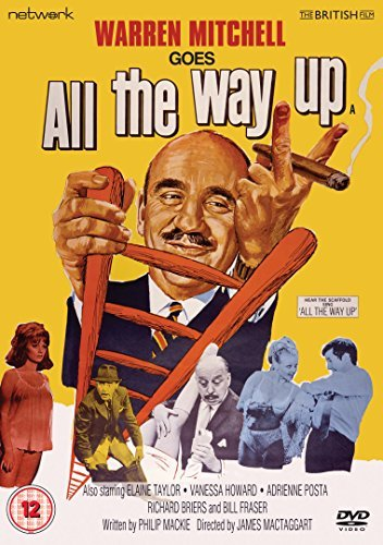 All the Way Up [ NON-USA FORMAT, PAL, Reg.2 Import - United Kingdom ] by Kenneth Cranham