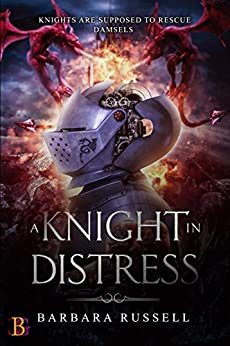 A Knight in Distress by [Russell, Barbara]
