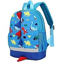 Children's Mini Backpack, Toddler Boys Girls Lightweight Dinosaur Animals Backpack School Bag, Best Gift For 3-8 years old Kids
