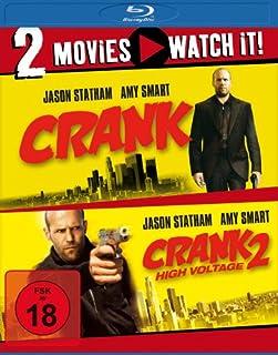 Crank 1&2 [Blu-ray]