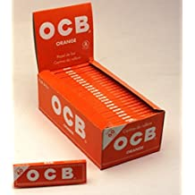 Papel fumar ocb orange