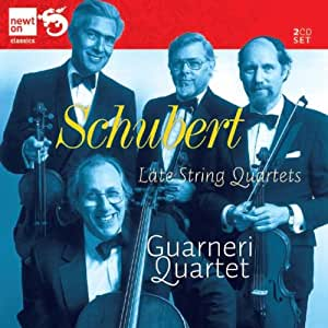 Schubert: Late String Quartets