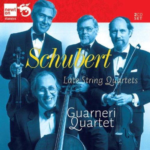 Späte Streichquartette,Nr.13-15/Quartettsatz