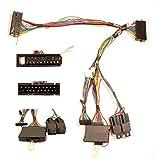 KRAM Audio2car Premium für BMW mit 7 Lautsprecher System - Passend für BMW 1-er 04-08, BMW 5-er E60/