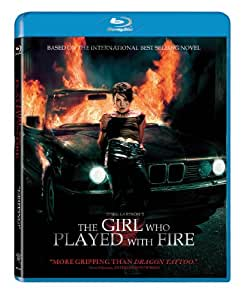 Girl Who Played With Fire [Blu-ray] [2010] [US Import]