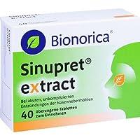 SINUPRET extract ueberzogene Tabletten 40St preisvergleich bei billige-tabletten.eu