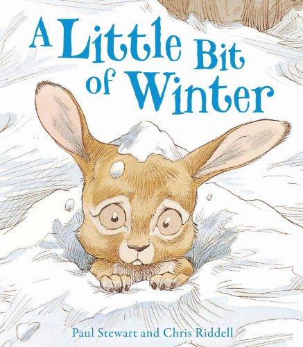 A Little Bit Of Winter (Rabbit and Hedgehog)