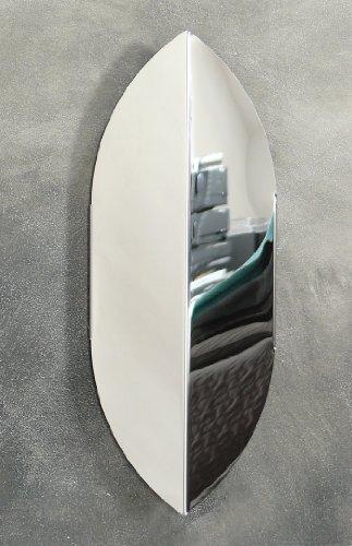 Schlüsselkasten, Schlüsselschrank, Schlüsselbrett, Edelstahl poliert. Made in Germany